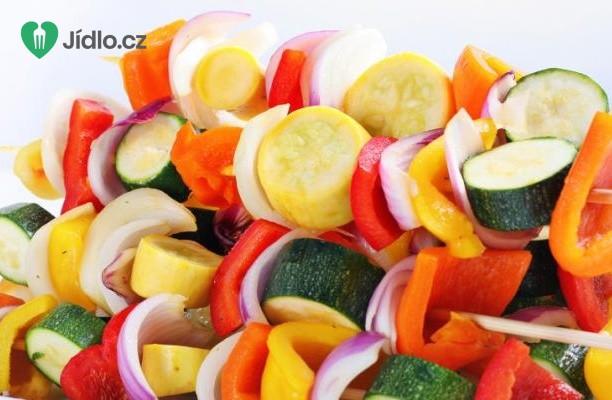 Zeleninové špízy recept