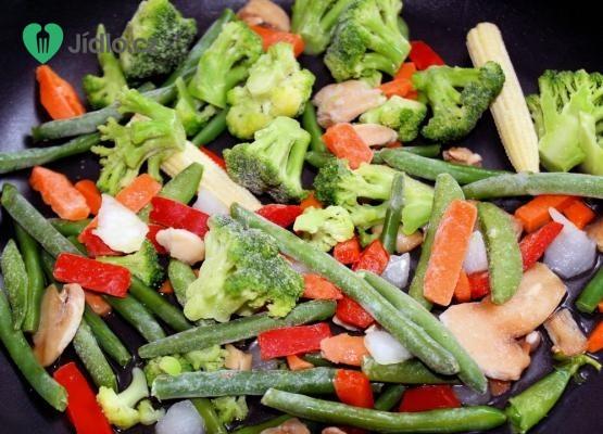 Zeleninový nákyp recept