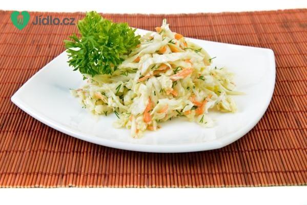 Zeleninový salát z hlávkového zelí recept