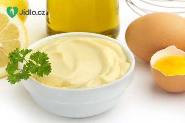 Žloutková majonéza recept