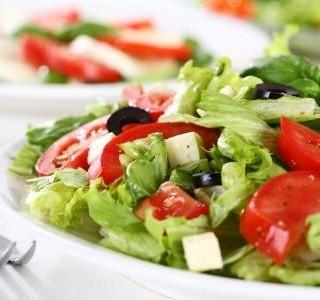 5 nejlepších zeleninových salátů