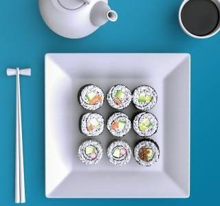 Asijská dieta