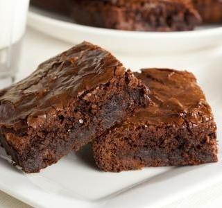 Brownies s čokoládou