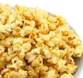 Domácí popcorn