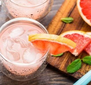 Grepfruitový koktejl