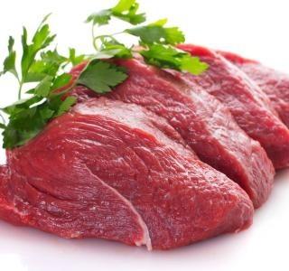 Hovězí zadní maso