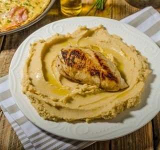 Hummus z čočky
