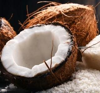 Kokosové doutníky