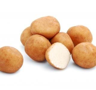 Mandlové marcipánové kuličky