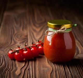 Marmeláda z rajčat