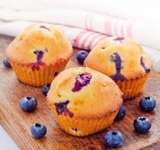 Muffiny podle hrníčkového receptu