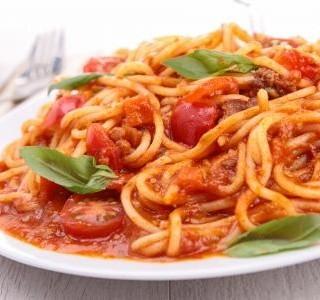 Omáčka na špagety