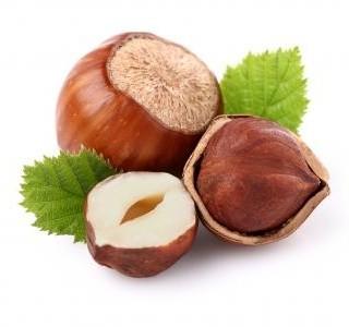 Paštika z lískových ořechů