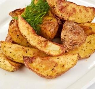 Pečené (americké) brambory