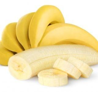 Pečený banánový moučník