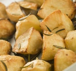 Perfektní pečené brambory