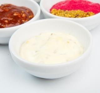 Pikantní majonéza s křenem
