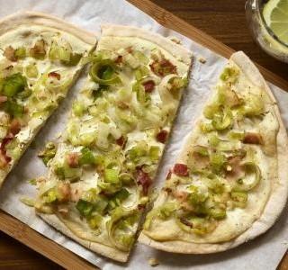 Pizza chleba podle Petry Burianové