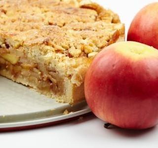 Rychlý koláč s jablky