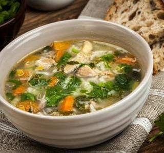 Slepičí polévka