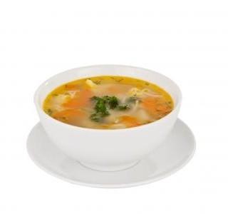 Slezinová polévka