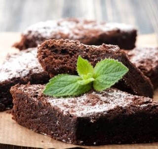 Snadné čokoládové brownies