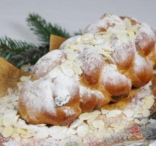 Tradiční česká vánočka