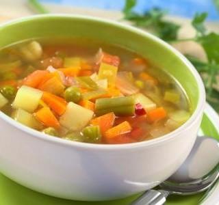 Tukožroutská polévka
