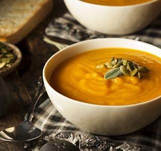 Tykvová polévka
