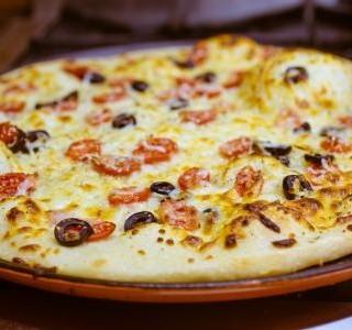 Základní těsto na bezlepkovou pizzu