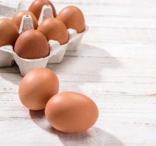Zapečená vejce