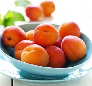 Zavařené meruňky bez cukru
