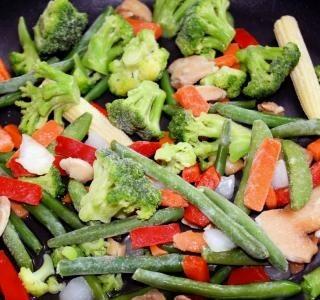 Zeleninový nákyp