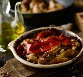 Jak oloupat rajčata a papriky