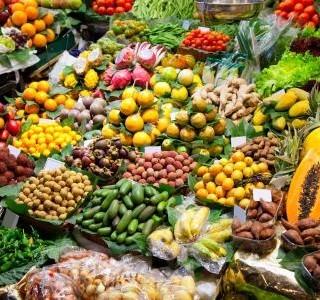 Méně používané druhy ovoce