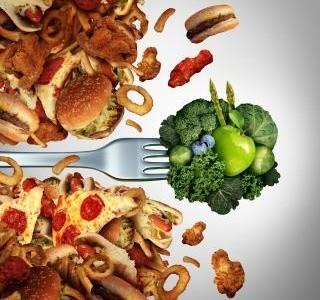 Naše strava a vysoký cholesterol