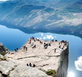 Norsko - Letní kouzlo severské přírody