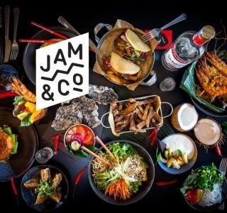 Nové menu v Jam and Co.