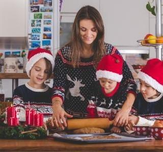 Pár tipů na zdravé vánoční cukroví...