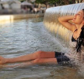 Pár  typů jak přežít  letní vedra