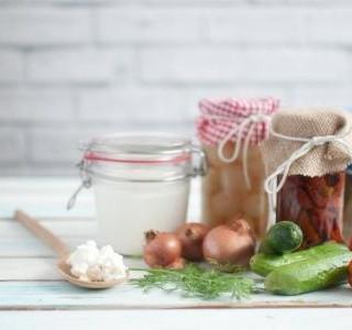 Podlehněte kouzlu fermentovaných potravin…