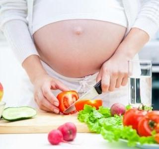 Strava v těhotenství