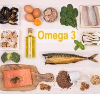 Top 3 potraviny, které obsahují omega-3 nenasycené mastné kyseliny…