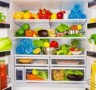 Úklid ledničky – postup a praktické rady