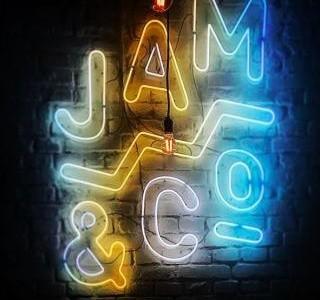 Večeře v  Jam and Co.