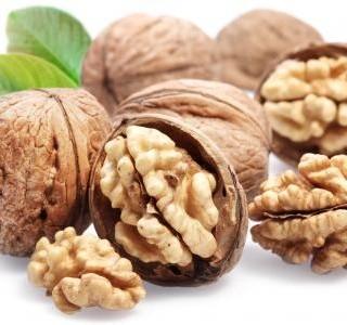 Vlašský ořech, zdravá pochoutka