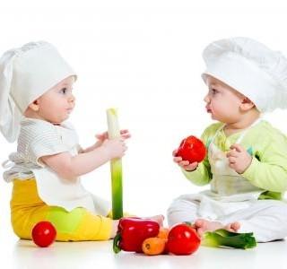 Zdravá strava u dětí