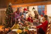 12 tradičních vánočních večeří z celého světa
