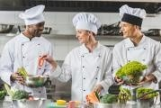 Blanšírovaná zelenina - je křupavá a plná vitamínů s výraznou barvou...