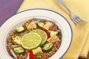 Bulgur jako příloha, ale i do salátů